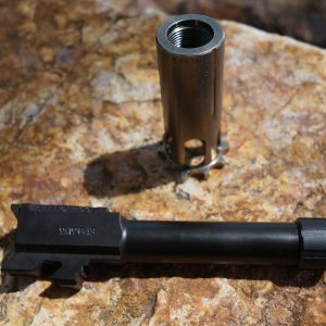 SilencerCo Glock 43 Threaded Barrel - MR SILENCER