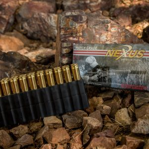 Nexus Ammunition 6.5 Creedmoor 142gr Match Grade