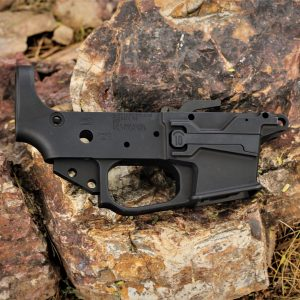 Quarter Circle Glock Small Frame Lower Receiver